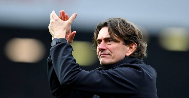 Brentford beats the league leaders, and jumps up as the three