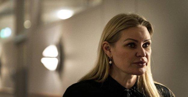 Britt Baker release case on illegal financing of parties