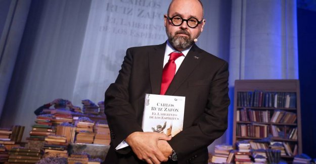 Carlos Ruiz Zafón is dead - was 55 years old