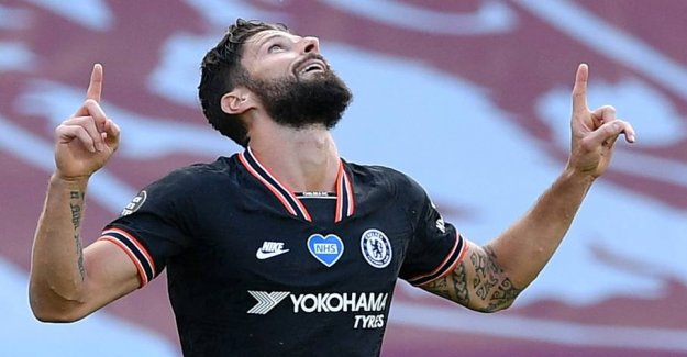 Chelsea turns defeat to victory