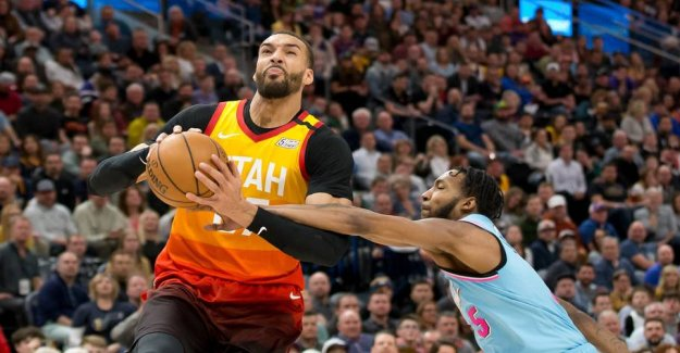 Coronatest in the NBA reveals the 16 infected players