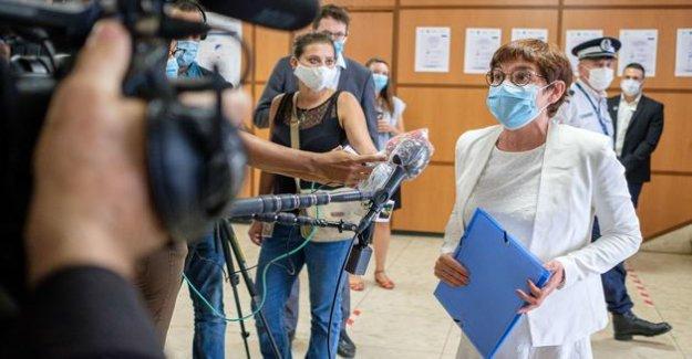 Coronavirus in Guyana : Annick Girardin calls to carers in the metropolitan area
