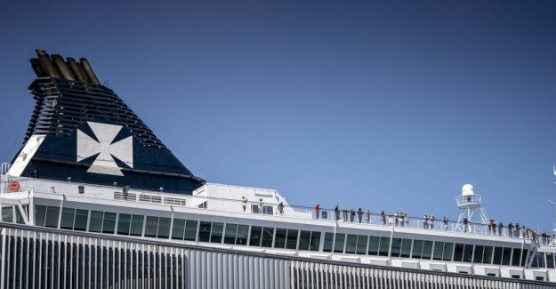 DFDS will fire 650 employees