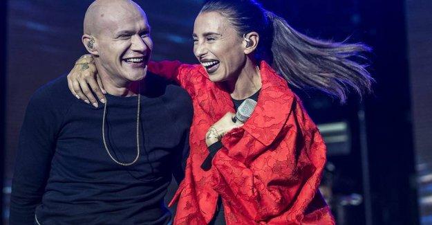 Danish DJ share the good and bad news