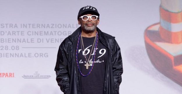 Death of George Floyd : Spike Lee denounces police abuse in a short film shock