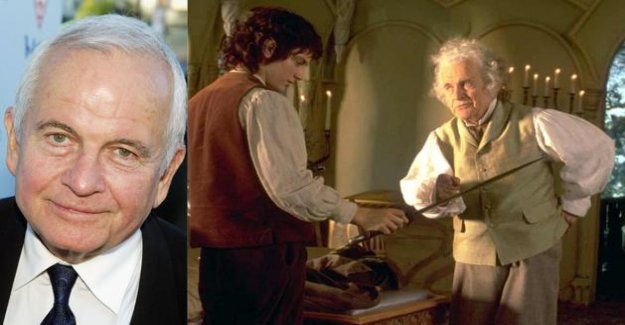 Death of the actor shakespeare, Ian Holm, lord the Hobbit of the Lord of the Rings