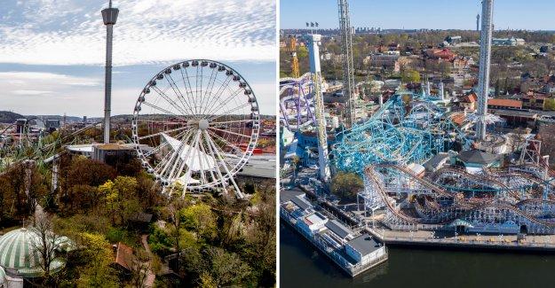 Decision: No exemption for amusement parks in Sweden