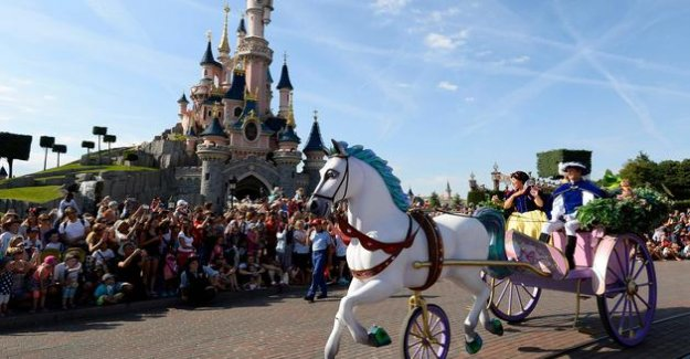 Disneyland Paris will reopen in stages starting on 15 July