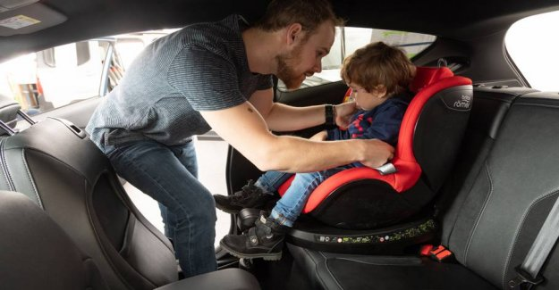 Do not compromise with the car seat