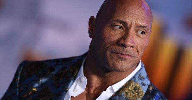 Donald Trump in the sights of Dwayne Johnson after the death of George Floyd