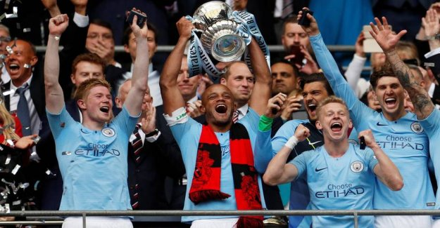Draw provides possible lokalbrag in the FA Cup final