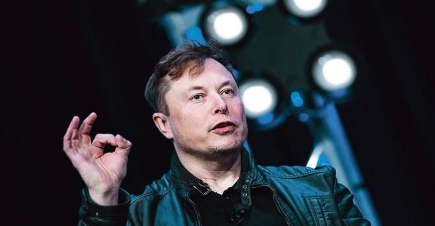 Elon Musk calls to dismantle Amazon in a tweet lapidary