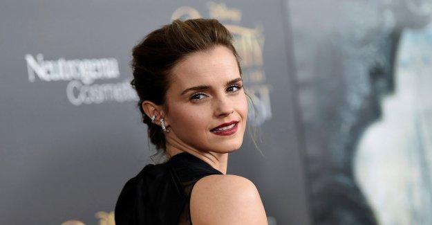Emma Watson is taking place in the modejättens the board of directors