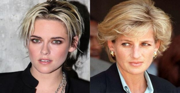 Even an American to play Lady Di ? The English gripe against the planned biopic with Kristen Stewart
