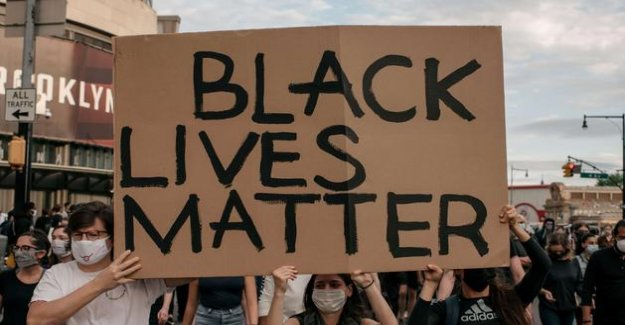 Evil used by celebrities, hashtags serve the movement BlackLivesMatter