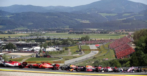 F1 team predict the pecking order: How it ends