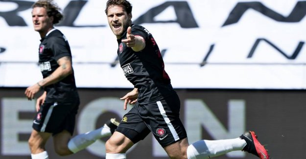 FC Midtjylland ready with the big plan