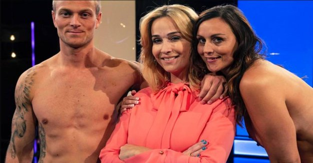 Footballer totally nude on tv: One thing he hears for