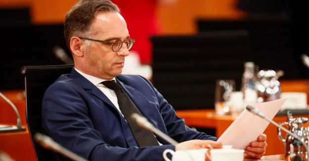 German minister: It will take time to repair the damage after the Trump