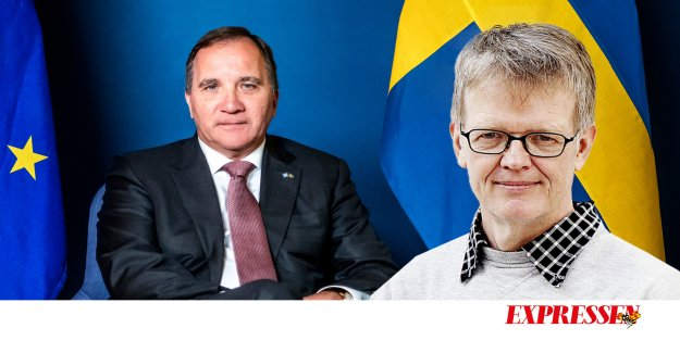Gunnar WetterbergStötande to put a politician in the coronakommissionen