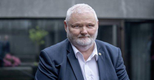 Handball-president would away: It was evil