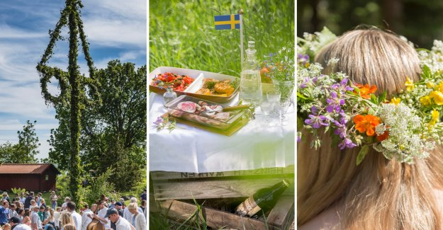 Happy midsummer! Chat to us about your celebration