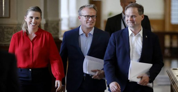 Harsh criticism of Mette F.: He should resign immediately