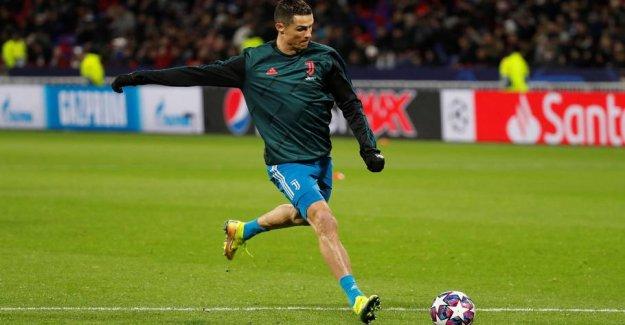 Here is Ronaldo's secret weapon