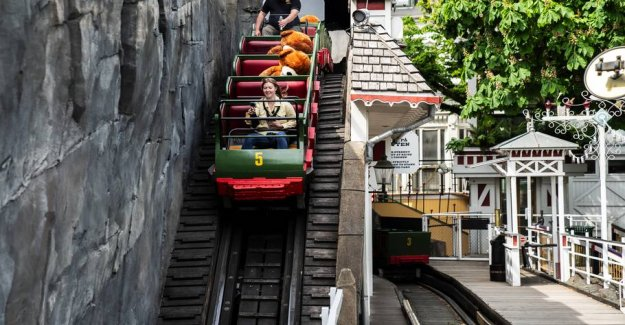 How to get your Tivoli trip to see out