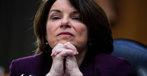 Klobuchar to withdraw from the fight