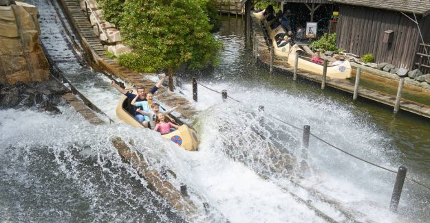 Legoland opens for all rides