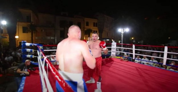 MMA fighting killed in drugs clash