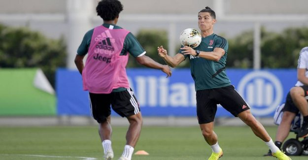 Machine Ronaldo got the all to gape
