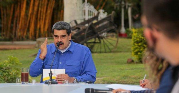 Maduro gives the EU ambassador 72 hours to leave Venezuela