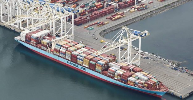 Maersk behind the new institute: it Must make the shipping climate-neutral