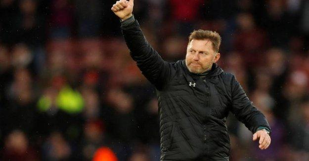 Manager extension with the Premier League danskerklub