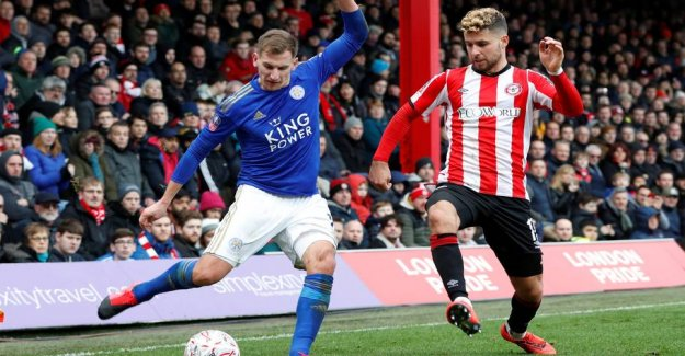 Marcondes rays in Brentford win