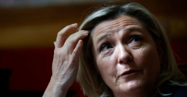Marine Le Pen will pay tribute to the general de Gaulle