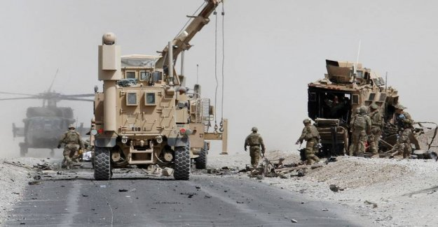 Media: Russia has offered the Taliban a bounty for the killing of western soldiers