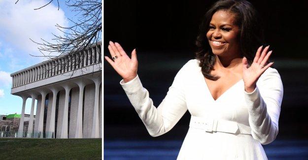 Michelle Obama's delight over name change