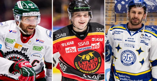 Miljonstöd to the SHL-teams – so much so, get to your club