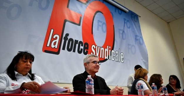Moderate salaries would be the worst things, for the union Force Ouvrière