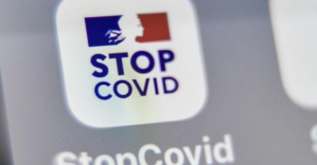More than 600,000 people have downloaded the application StopCovid
