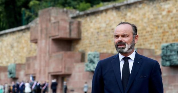 Municipal : Edouard Philippe sweeps the speculation on its popularity