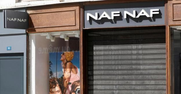 Naf Naf recovery by its supplier of a franco-Turkish