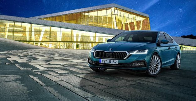 Nearly 50,000 danes have this car: Now comes a new edition