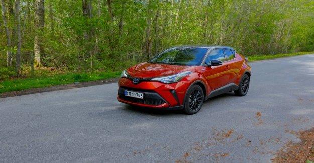 New life to Toyota's designerbil