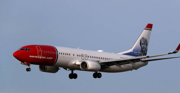 Norwegian draws kæmpeaftale on purchases back