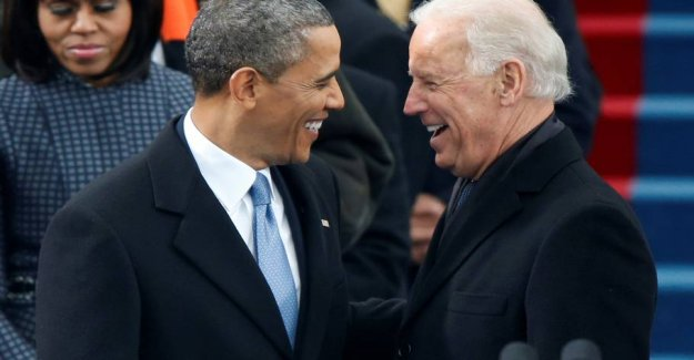 Obama ensures Biden is the highest amount so far by the fundraising