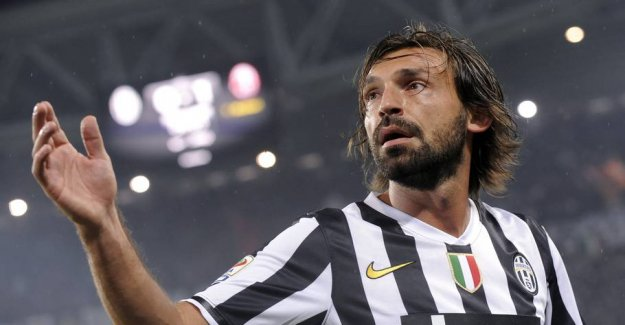 Pirlo will be the head coach of the dane